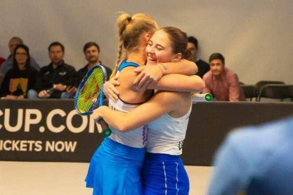 Надія Кіченок, Костюк та Ястремська вийшли до другого кола US Open у парі