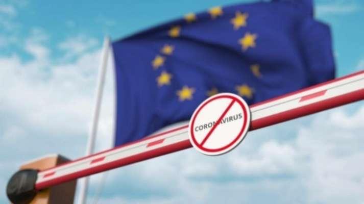 У ЄС ввели темно-червоні зони поширення Covid-19