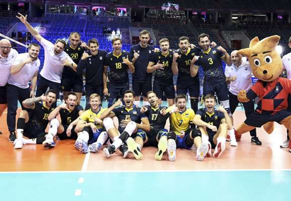 Сборная Украины обыграла Бельгию и вышла в плей-офф чемпионата Европы!
