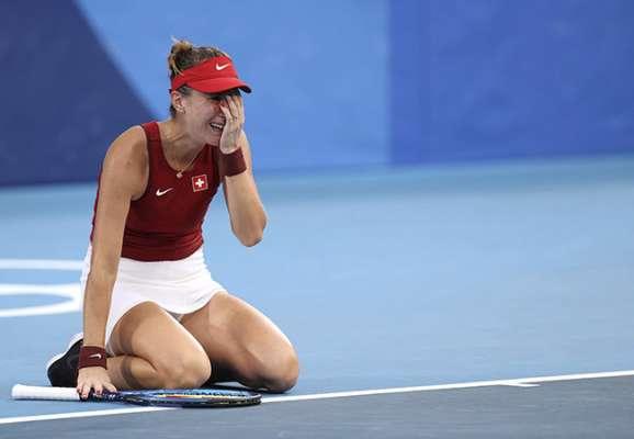Сподіваємося, зіграє з Еліною. Бенчіч - перша фіналістка Олімпіади-2020