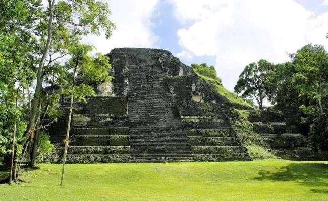 У Гватемалі виявили район зруйнованих поселень