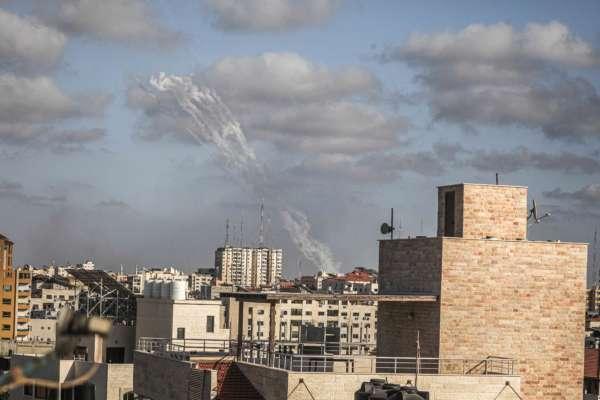 С территории Ливана в сторону Израиля было выпущено шесть ракет