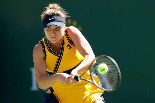 Свитолина добыла очень важную победу на турнире в Индиан-Уэллс