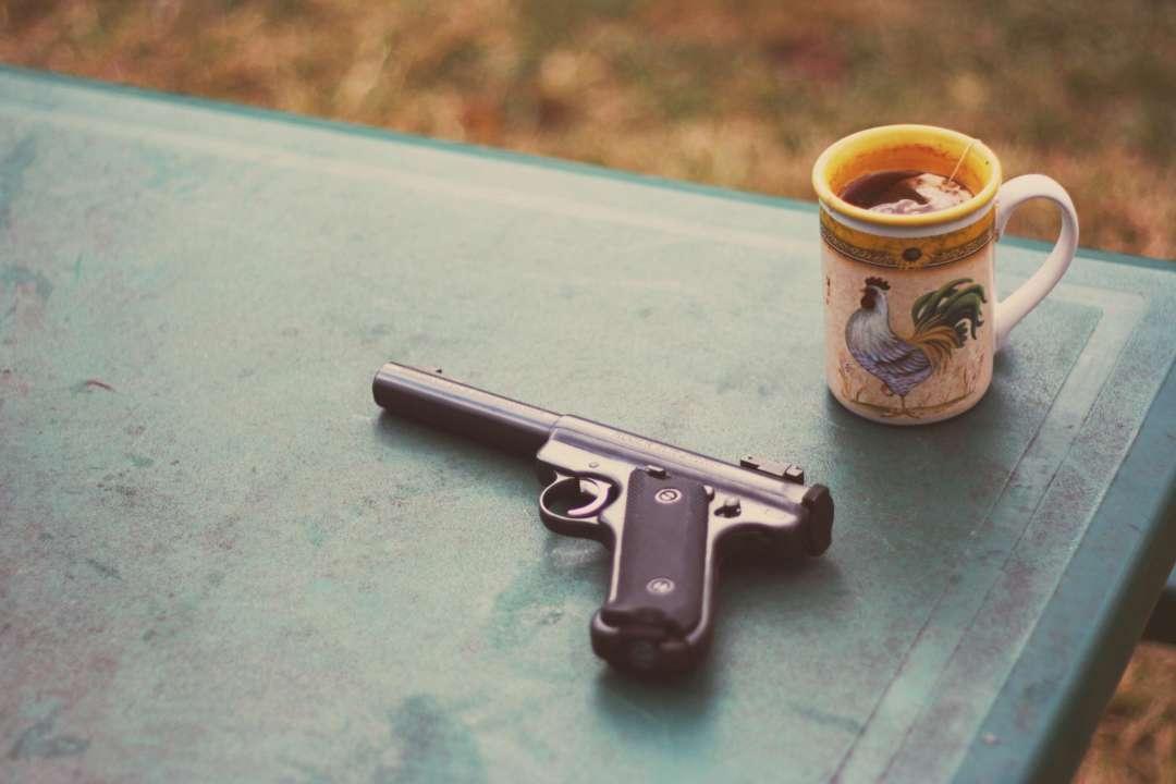 Зброя та чай