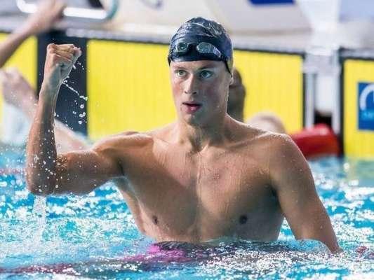 Михайло Романчук показав кращий результат в кваліфікаційному запливі на 800 метрів