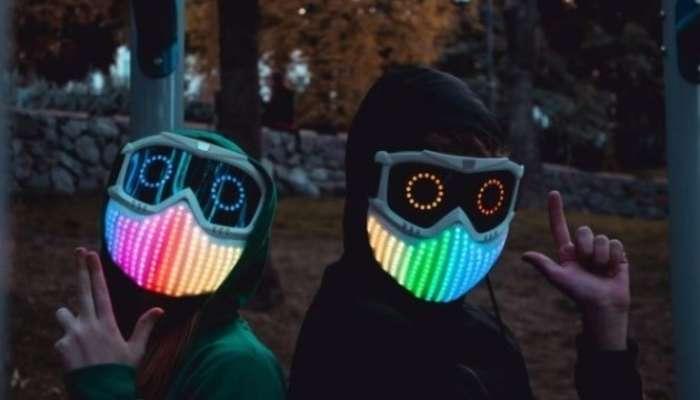 Школьник из Одессы изобрел маску, которая распознает эмоции