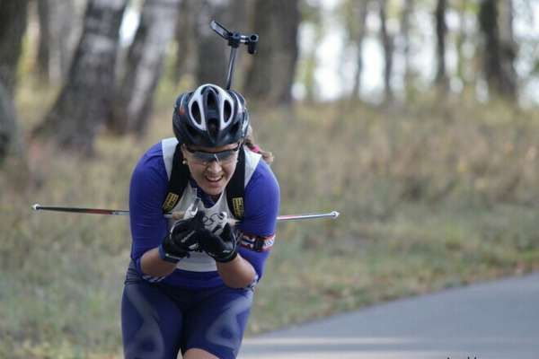 ЛЧС з біатлону. Джима потрапила в топ-5 спринтерської гонки