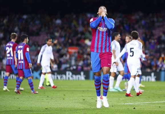 Гол Араухо на останніх хвилинах дозволив Барселоні піти від поразки проти Гранади