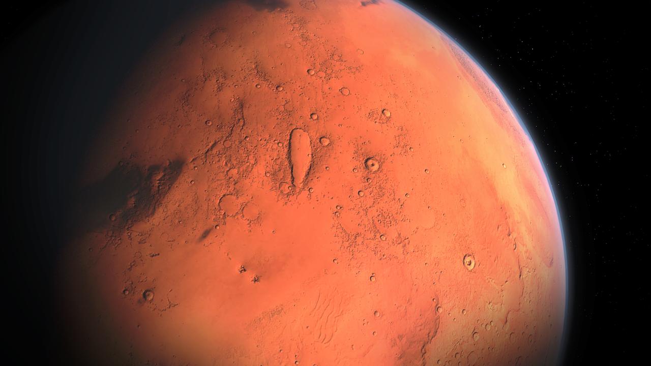 На Марсе могла была жизнь: ученые рассказали о планете