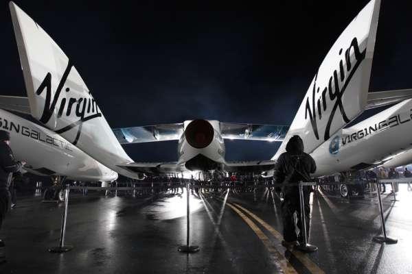 Virgin Galactic безкоштовно розіграє два квитки на політ у космос