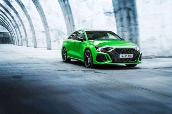 400 кінських сил і яскравий дизайн: Audi представила новий автомобіль