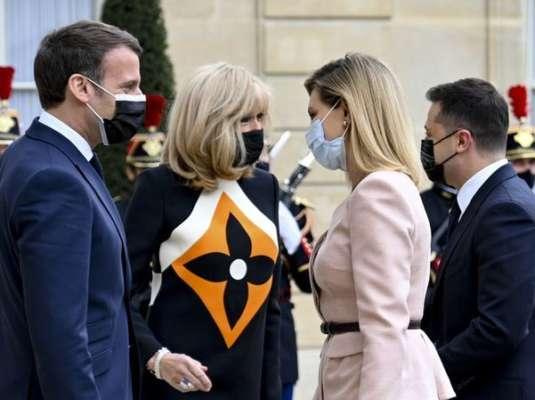 Президент Франции поддержал французские клубы