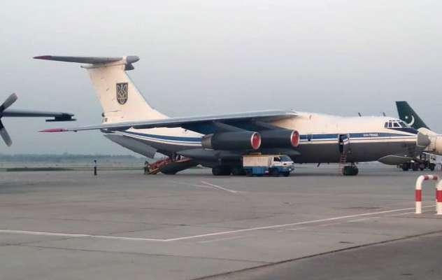 Літак з евакуйованими громадянами України вилетів із Кабула