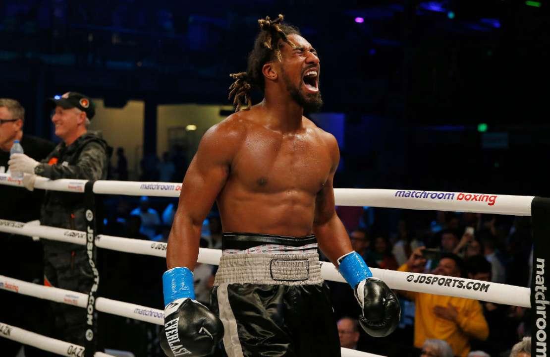 Деметріус Андраде переміг Ліама Вільямса і захистив титул WBO