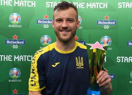 Андрей Ярмоленко посвятил победу над Северной Македонией болельщикам