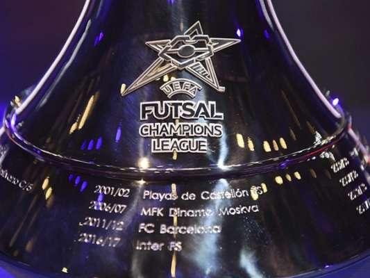 Фінал футзальної Ліги чемпіонів перенесли з Мінська до Загребу