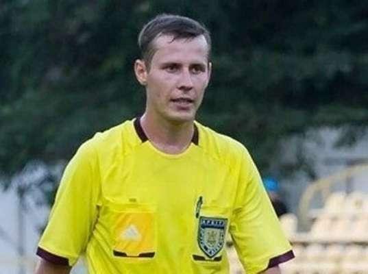 Улюбленець Гельзіна. Названий суддя на фінал Кубка України