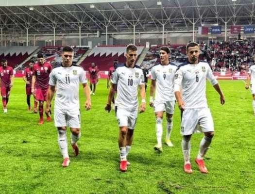Финляндия и Уэльс сыграли в ничью, Сербия разгромила Катар