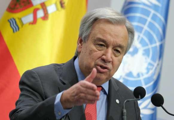 Генеральний секретар ООН закликав людство об'єднатися перед світовою загрозою