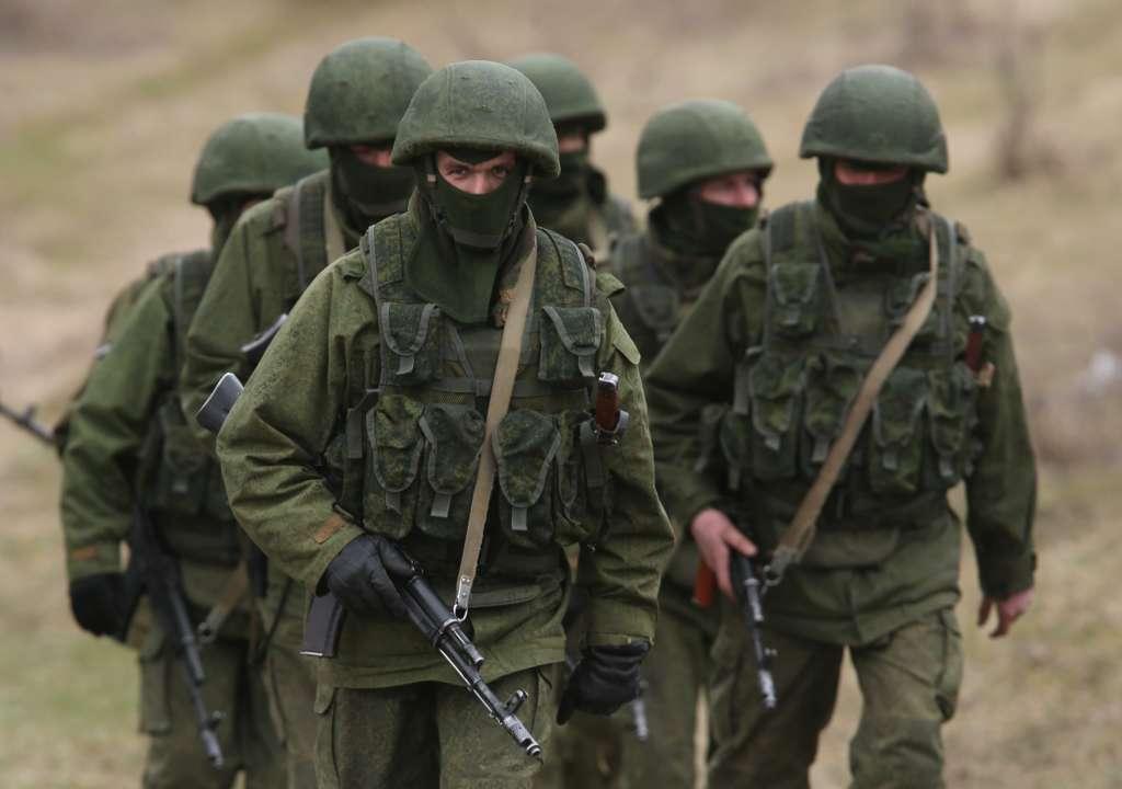 Разведка назвала три варианта действий войск РФ против Украины