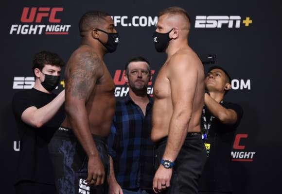 UFC Fight Night 189