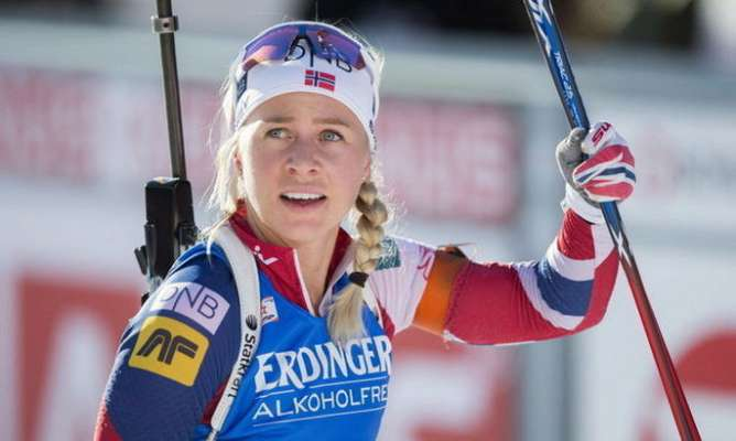 Екгофф стала найбільш титулованою біатлоністкою чемпіонату світу-2021