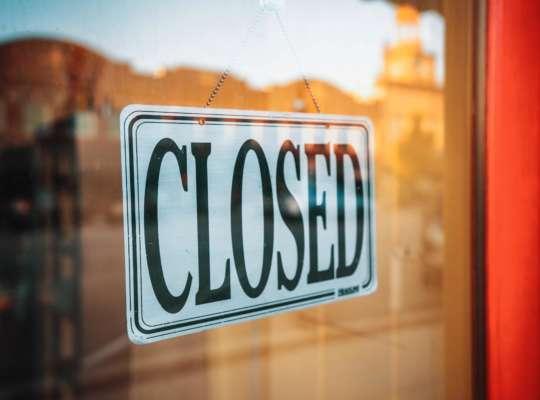 В Лондоне из-за пандемии закрылся старейший в городе магазин, работавший 500 лет