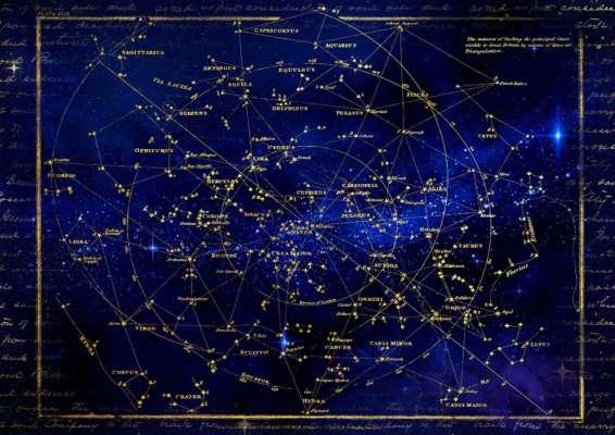Зоряна карта