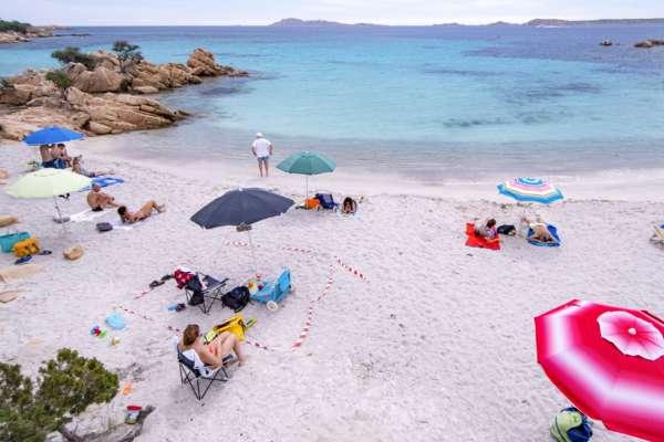 Погоня, как в голливудском фильме: на испанском пляже отдыхающие поймали контрабандистов