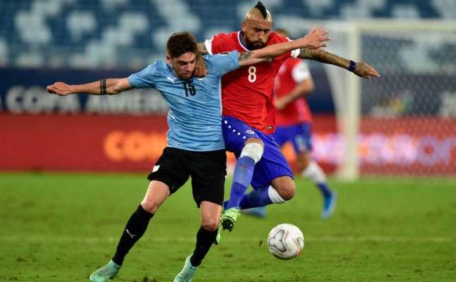 Уругвай і Чилі зіграли внічию