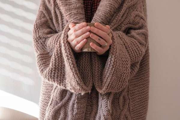 Топ-5 свитеров на осень