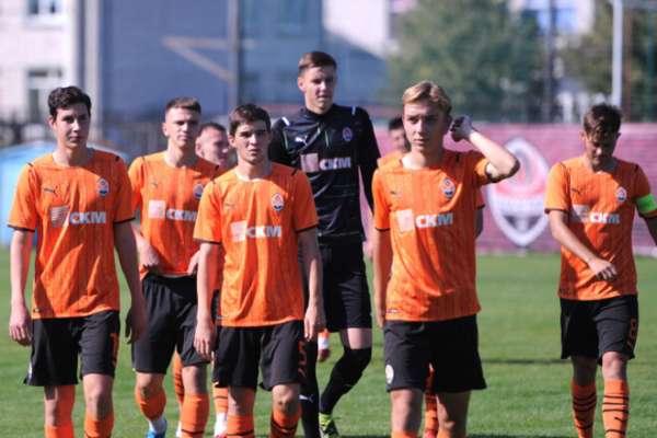 Показали приклад першій команді. Шахтар U-19 забив Шерифу 5 голів в Юнацької лізі УЄФА