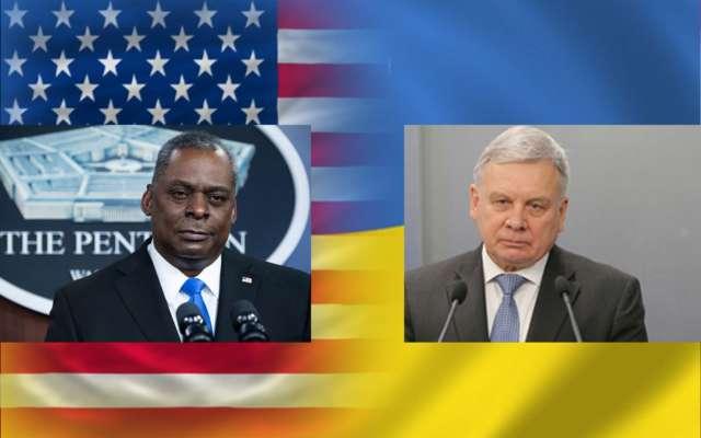 В Пентагоні заявили про підтримку України у разі агресії Росії
