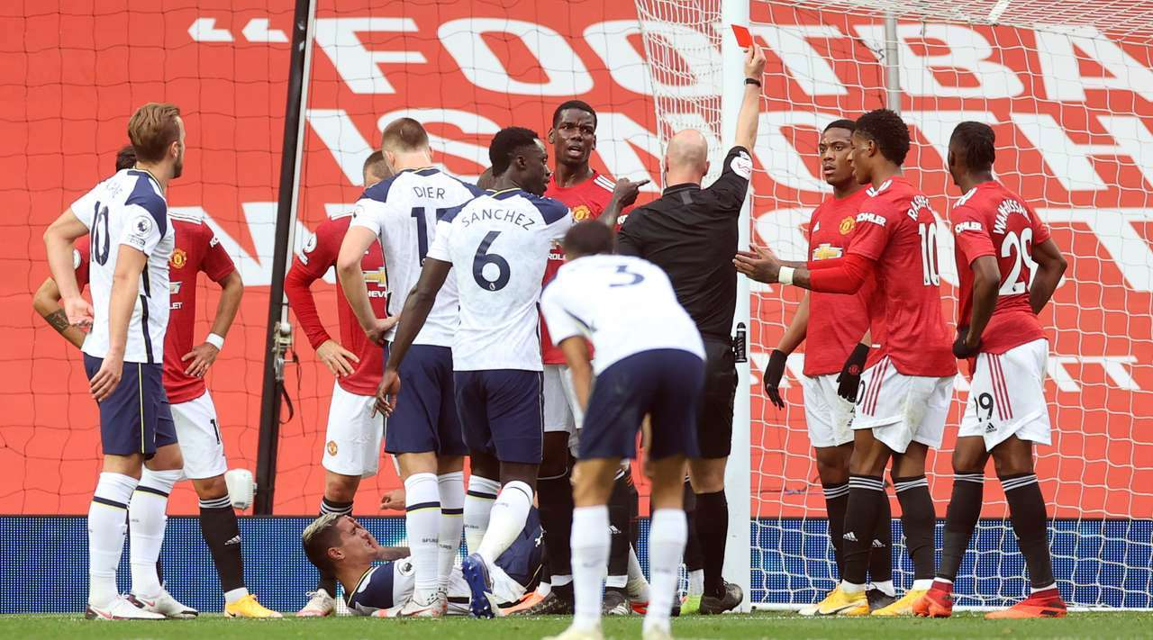 Тоттенгем - Манчестер Юнайтед. Анонс та прогноз на матч АПЛ (Фото - AFP)