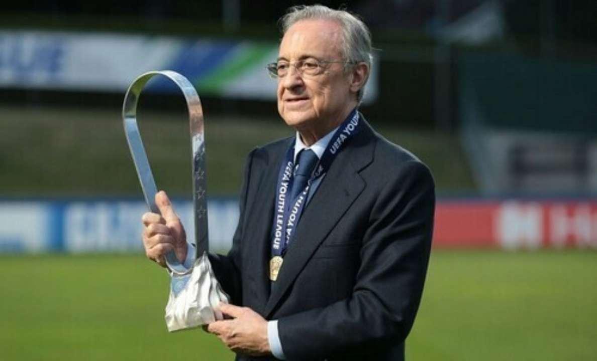 Перес зберіг за собою крісло президента Реала