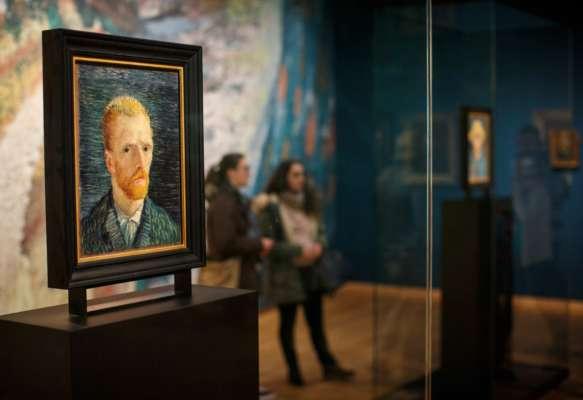 В Амстердаме выставили ранее неизвестную картину Ван Гога