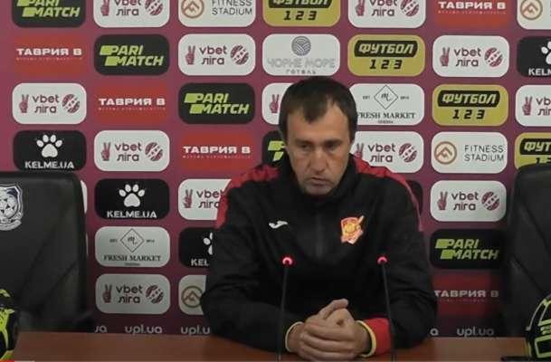 """Лавриненко: """"Мы больше заслуживали победы, но нужно реализовывать моменты"""""""