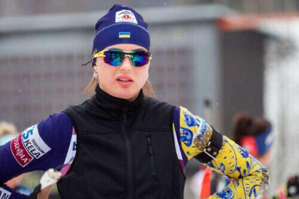 Кривонос в лютому тричі оновила особистий рекорд