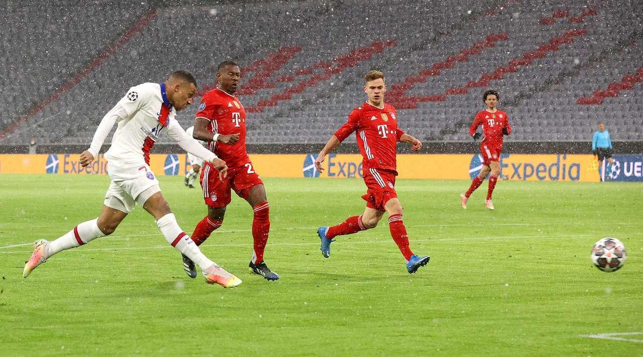 ПСЖ - Баварія. Анонс та прогноз на матч ЛЧ (Фото - AFP)