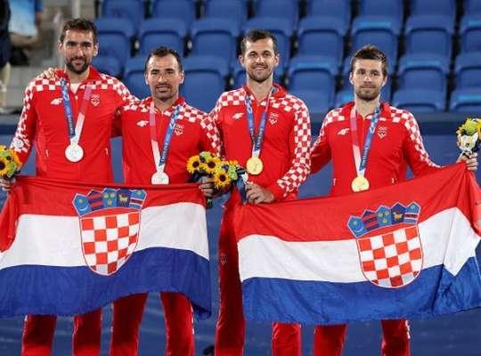 Золото ОІ додали до тріумфу на Уїмблдоні. Мектіч і Павич - чемпіони Олімпіади