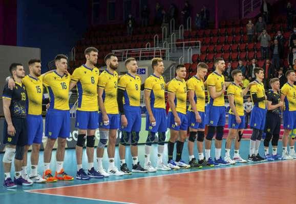 Україна виграла перший сет, але поступилася Росії в 1/8 фіналу волейбольного Євро