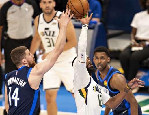 Михайлюк - лучший в Оклахоме, Лэнь сыграет в плей-ин НБА