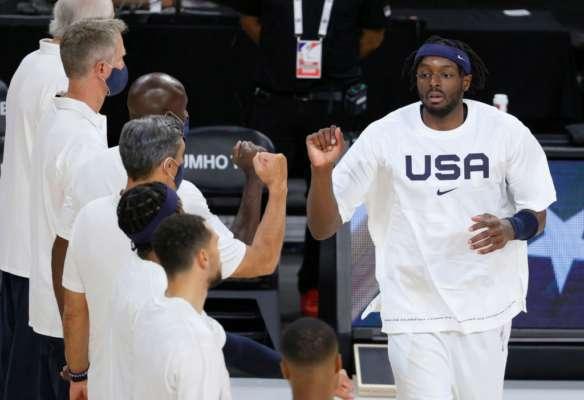 Матч сборной США отменен из-за коронавируса