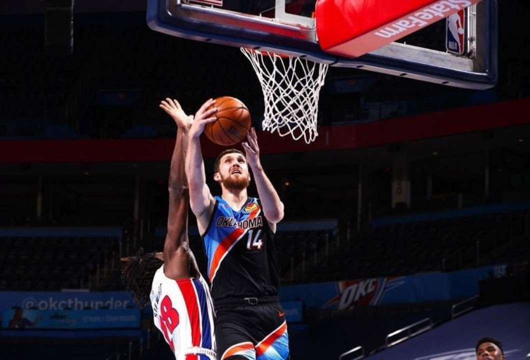 Михайлюк сместил Волкова в списке лучших украинских бомбардиров в НБА
