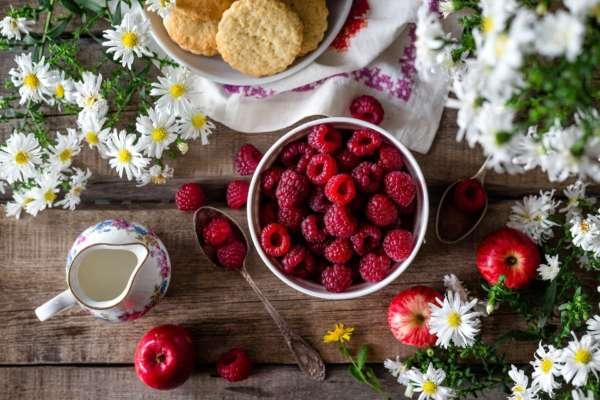 В Україні спекли найбільший пиріг з малини