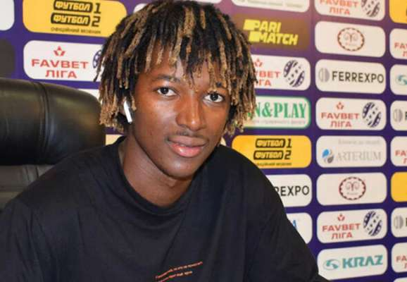 Півзахисник Ворскли дебютував за збірну Малі