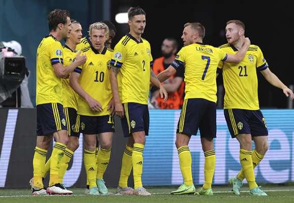 Спасибо, Швеция. Дубль Форсберга вывел Украину в плей-офф Евро-2020!