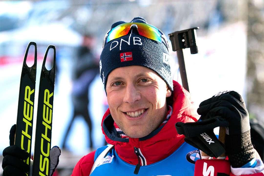 Відомий норвезький біатлоніст оголосив про завершення кар'єри