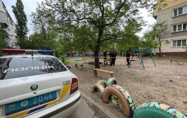У Сєвєродонецьку відбувся вибух на дитячому майданчику