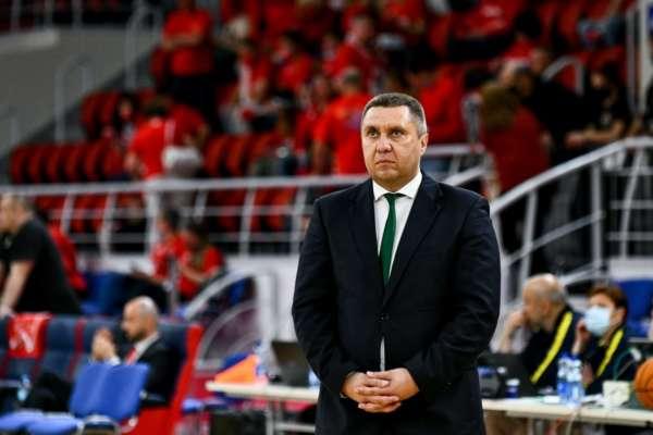 Валерий Плеханов - главный тренер Харьковских Соколов